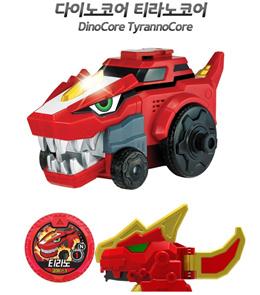 ※ DInoCore ※ TYRANNO Core / Dinosaur / Combined Robot / Toys / Toy