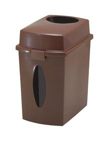 Unifi Tissue Case & Scrap Pouch Brown