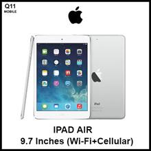 iPad Air / 9.7 inches / IOS 12.1.3 / 16GB 64GB / Demo Set / Wi-Fi+Cellular