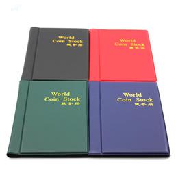 9daca873117 120 Coin Holder Collection Storage Penny Money World Coin Pocket Album Book