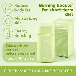 [CHC] Green mate burning booster / Diet / Moisturizing skin / kfood / kbeauty/korean food