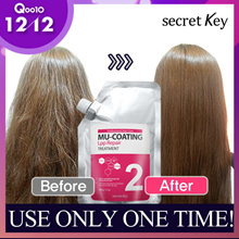 🎄12.12 SUPER DEAL🎅 FREE GIFT💕 Mu-coating LPP Repair Hair Treatment/Same effect of expensive salon