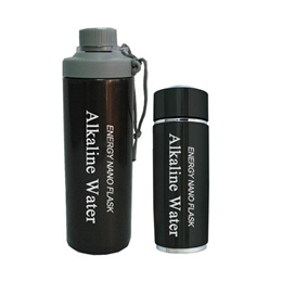 Portable Alkaline Water Ionizer Energy Bottle with Case