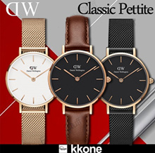 [DW Watches]100% Authentic★Free Two Months Warranty★Classic Pettite Collection 20 Styles