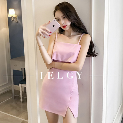 outlet on sale cheap price competitive price IELGYKorean dress midi dress summer dress short dress casual dress