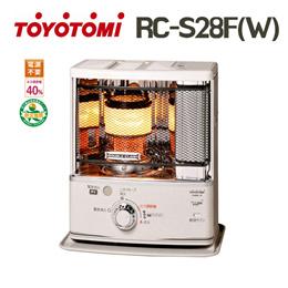 [10월말한정특가] 도요토미 석유 스토브 RC-S280(W) / 캠핑난로 / 무료배송 / 관부가세 포함가 / TOYOTOMI / 캠핑용 / 일본직발송 /