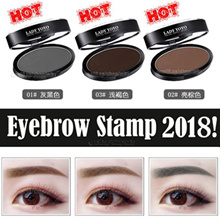 【2018 HOT SELLING】❤ LADY YOYO EYEBROW STAMP ❤ One Step Natural Eyebrow Stamp! Printing Perfect Brows