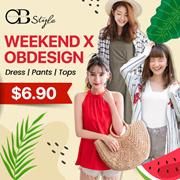 WEEKEND X OBDESIGN ★ DRESS ★ PANTS  ★ TOPS  👑 PREMIUM CO-ORDS DENIM JEANS ★ MANY DESIGNS