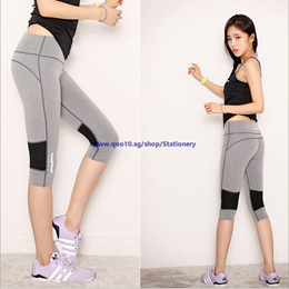 New professional women lady sport fitness clothes yoga outdoor sport jogging pants