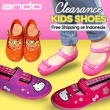NEW  Sepatu Anak HELLO KITTY berLISENSI ASLI! FREE ONGKIR KE SELURUH  INDONESIA! e3f7e50efd