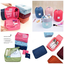 【CLEARANCE Ready Stock】Korea New Travel Makeup Bag/Skin Care Bag/Shoe bag/Multifunctional Pouch