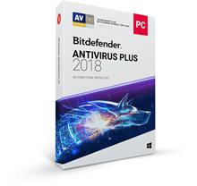 Bitdefender 2018 Antivirus Plus 1 Year 1 PC Product Key ONLY - by Bitdefender Singapore Partner