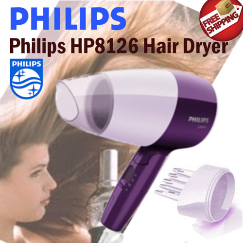 ( FREE SHIPPING JAKARTA ONLY ) Philips HP8126 Hair Dryer Deals for only Rp275.000 instead of Rp275.000