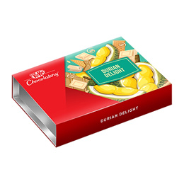 Nestle KITKAT Chocolatory - Durian Delight Special Edition