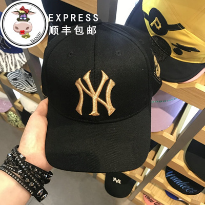9b12de36187 MLB children s hat boys and girls baseball cap in spring and summer in  South Korea