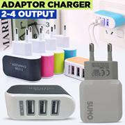 Promo Aneka Adaptor Fast Charger USB + Kabel Data MultiFungsi
