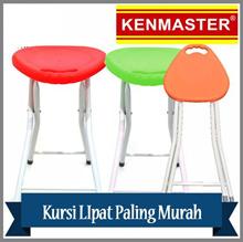 KURSI LIPAT KENMASTER TerMurah..._Free Ongkir Jabodetabek