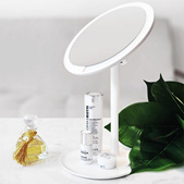 💖LOCAL SELLER💖[Xiaomi Makeup Mirror Rechargeable] Brightness Adjustable LED HD Makeup Daylight Mir