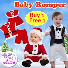 DSN1:Buy1Free1/Romper/CNY romper/Christmas/baby/Rompers/Jumpers/Baby Rompers/Muslin romper/blanket