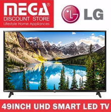 LG 49UJ632T 49INCH UHD SMART LED TV / NO FREE GIFT / LOCAL WARRANTY