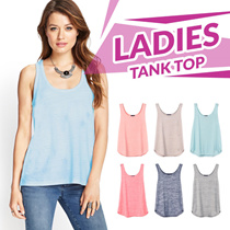 New Arrival Ladies Tanktops - Export Quality - 6 Colors