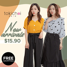 [Free Shipping] TOKICHOI - 2020SS New Arrival Multi-Styles