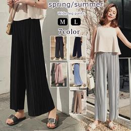 7f3c6e10473 2018 New Fashion Womens Ladies wide leg pants pants   long   7colors   hot  sale