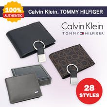 18FW New Tommy Hilfiger / Calvin Klein  Wallet Collection ©️ Tommy Hiilfiger Officail Store ®️ Official License Certified Store