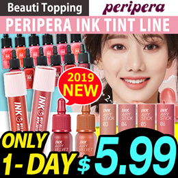 NEW ARRIVAL [PERIPERA]  INK MATTE BLUR TINT / AIRY VELVET(AD)/AIRY VELVET STICK/INK THE VELVET[Be