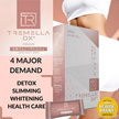 remember apply shop + cart coupon【CHEAPEST IN QOO10】 BUY 4 FREE 1 BOX (7SACHETS ) Tremella-Dx+ Detox