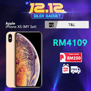 Apple iPhone XS Single Sim + eSIM / Apple iPhone XS Max Dual Sim ] ~ 1 Year Seller Warranty