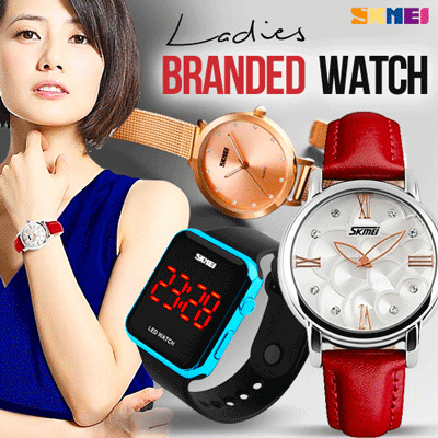 JAM TANGAN ANALOG SKMEI WOMEN COLLECTION Deals for only Rp71.500 instead of Rp71.500