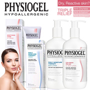 PHYSIOGEL A.I Calming Relieve | Daily Moisture Therapy Cream 200/400ML. For eczema  sensitive skin