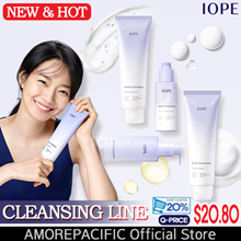 ★2018 NEW★ [IOPE] Moist Cleansing Creamy foam / facial cleanser