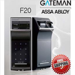 IREVO Fingerprint Digital DoorLock GATEMAN F20 WF20 WF-20 / A-20FD/ WG-100 /SHS 2920 Fingerprint