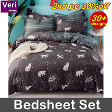 ★Last 2 days! 2nd pc 30% discount! ★【Bedsheet set】Cheap n good!