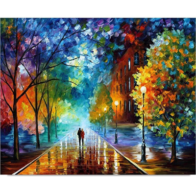 40/×50C Diy Paint By Numbers For Adults Children,Diy Hand Painted Paint By Numbers Digital Oil Painting River Water Green Trees Landscape Modern Abstract Wall Art Pictures For Living Room Home Decor