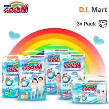Goo.N Premium Pants Super Jumbo [ M60/ L48/ XL42/ XXL34/ XXXL26 ] x3