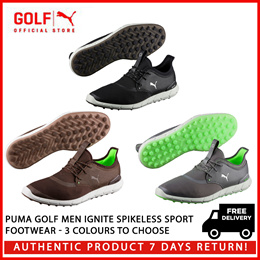 e063d93a7187a6 PUMA GOLF Men Ignite Spikeless Sport Footwear - 3 Colours to Choose ☆ FREE  DELIVERY ☆