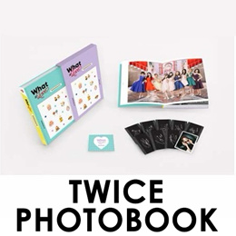 TWICE(트와이스) - WHAT IS LOVE: MONOGRAPH Photobook