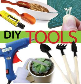 ◤DIY TOOLS 1 Tweezer Spoon Drip Spray Glue◥ Shovel Hot Gun Garden Cutting Mat Bottle