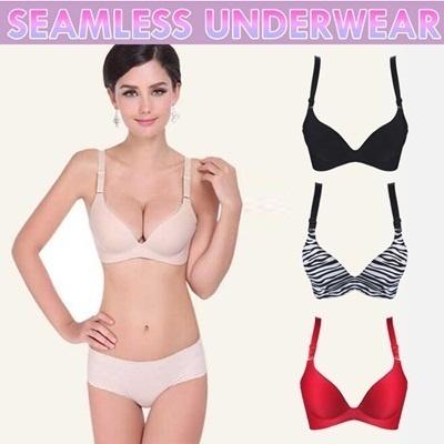 7a0c7d0aa3 Hot !2015 New Sexy Seamless Bra Gather Adjustable Women Bra Seamless  Underwear Push Up Bra