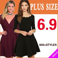 SUPER SALE Q EXPRESS  PLUS SIZE collection high quality dress/tops/blouse/shor