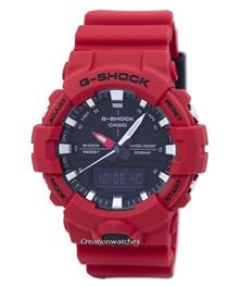 [CreationWatches] Casio G-Shock Shock Resistant Analog Digital GA-800-4ADR GA800-4ADR Mens Watch