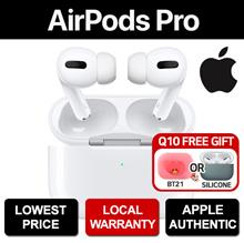 [SG Apple Warranty] Apple AirPods Pro ★ Wireless Bluetooth Earphones Noise Cancelling Genuine Apple