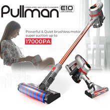 [▼-$55.00 ]PULLMAN Oktopus E10 Cordless Vacuum Cleaner Handheld Stick | Safety Mark