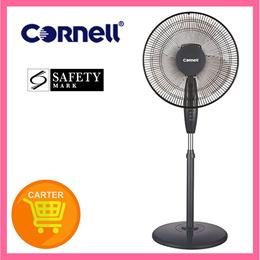 Cornell Basic Stand Fan 16 Inch CFN-S162GY