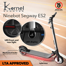 ES2 [Top Seller] UL-2272 | LTA APPROVED | NINEBOT ES2 | Electric Scooter | E-scooter | Coupon Friendly