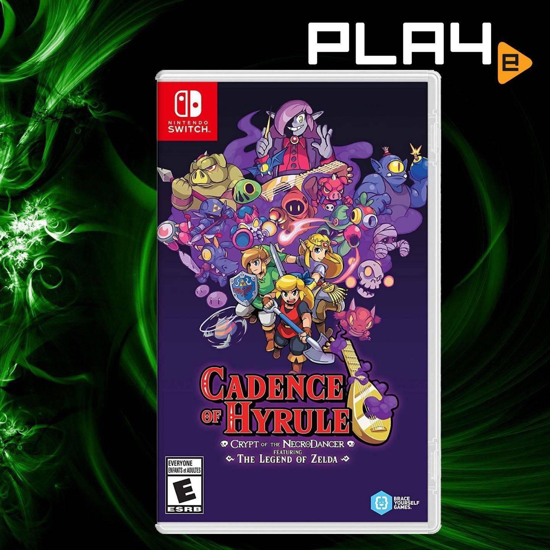Qoo10 Nintendo Switch Cadence Of Hyrule Us Computer Game
