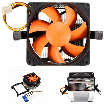 Qoo10 - From !!!! Cpu Fan Quiet Cooler Cooling Heatsink For